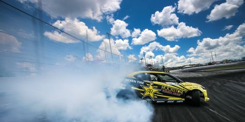 Last year's champ Fredric Aasbo won Round 3 of the 2016 Formula Drift championship in Orlando on a hot and humid June 4 that saw a few new faces among the top performers.