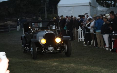 As the sun rises, so do the fumes from catalytic converter free pre-war rarities. It's Dawn Patrol at the Pebble Beach Concours d'Elegance