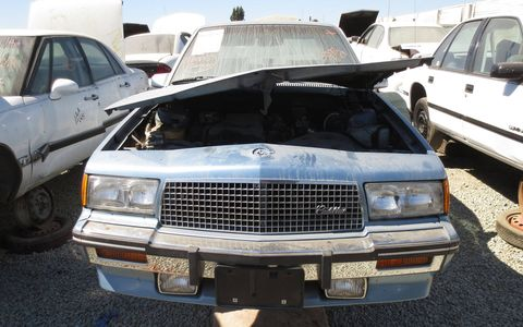Some say the Cimarron was the worst self-inflicted blow for Cadillac during the dark days of the 1970s and 1980s.