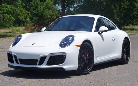 The 911 GTS adopts the turbocharged engine like the rest of the Carreras and makes 30 hp more than the Carrera S.
