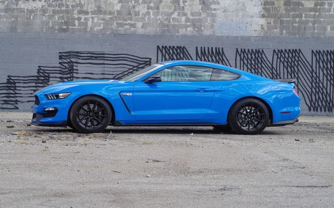 The 2017 Ford Shelby GT350 is already so good, extra Ford Performance parts almost seem like overkill.