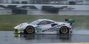 For the second year in a row, Land Motorsport has received a significant penalty from IMSA in the Rolex 24.