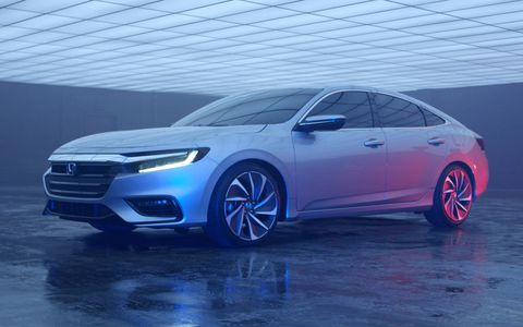 Honda plans to revive the Insight with a concept at the Detroit auto show.