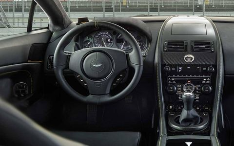 Base price for the 2015 Aston Martin V8 Vantage GT just breaks through the six figure mark at 102,725.