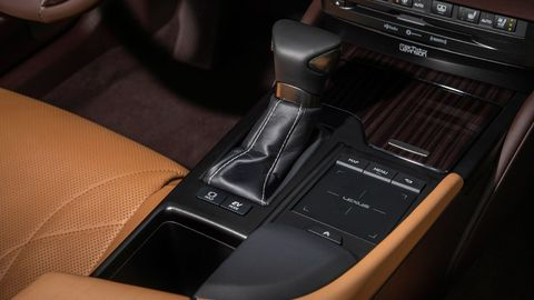 The 2019 Lexus ES 350 Ultra Lux is the top of the trim lines.