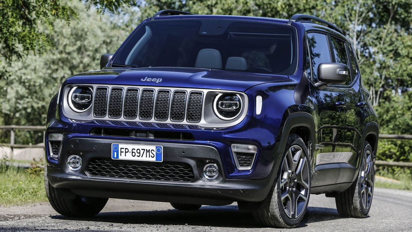 2019 Jeep Renegade Debuts Updated Styling In Europe