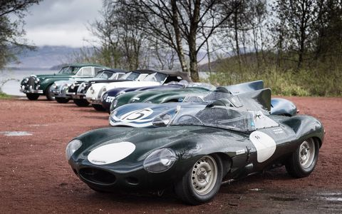 Jaguar Announces Star-studded Driver Line-up for Mille Miglia 2015.