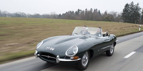 Jaguar Heritage driving experience lets you drive Le Mans racers like the C-Type and D-Type