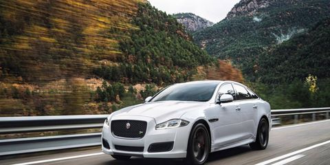 Subtle changes to the exterior design, accentuated by full LED headlights, add to the XJ's already distinctive looks.