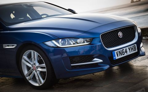 The entry level luxury sedan pitches Jaguar into the D-segment for the first time since the 2002-2010 X-type.
