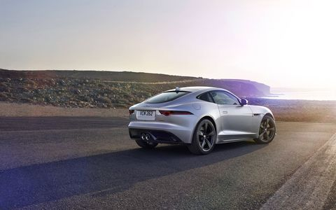 Both the 2018 Jaguar F-Type R-Dynamic and 400 Sport are powered by a supercharged 3.0-liter V6 engine.