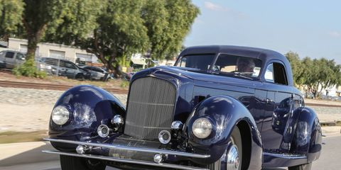 Only 481 Model J, JN and SJs were sold before Duesenberg went bust in 1937.