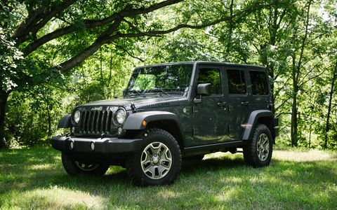 Spring is here, and that means we're seriously planning to take our Wrangler off-road and get it dirty.