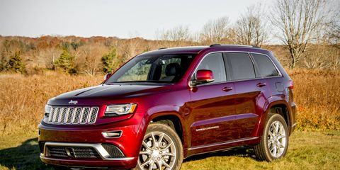 The V6 EcoDiesel is a contrarian choice that makes sense if you have a lot of miles to cover, but it's easy to live with on a daily basis as well.