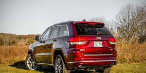 2014-16 model ear Jeep Grand Cherokees and Ram 1500 diesels await approval of a software patch designed to address EPA claims.