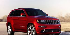 2014 and 2015 model year Jeep Grand Cherokees are currently under recall, though not the 2016 model year -- Jeep changed to a different shifter design.
