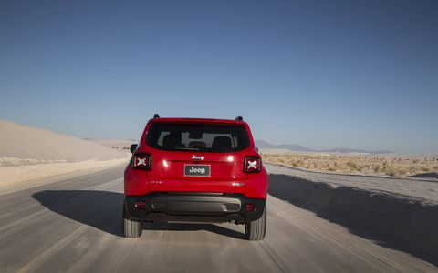 The Jeep Renegade opens up the iconic Jeep brand to a whole new audience.