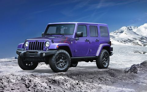 Jeep previewed its Wrangler Backcountry before its LA debut.