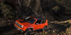 2016 Jeep Renegade Trailhawk 4x4