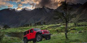 We tested a handful of 2018 Jeep Wrangler JL Rubicons in sheep-spotted backcountry of New Zealand's beautiful South Island. We didn't work much on-road driving into our expedition, but given how capable these machines are off-road, it's tough to complain.
