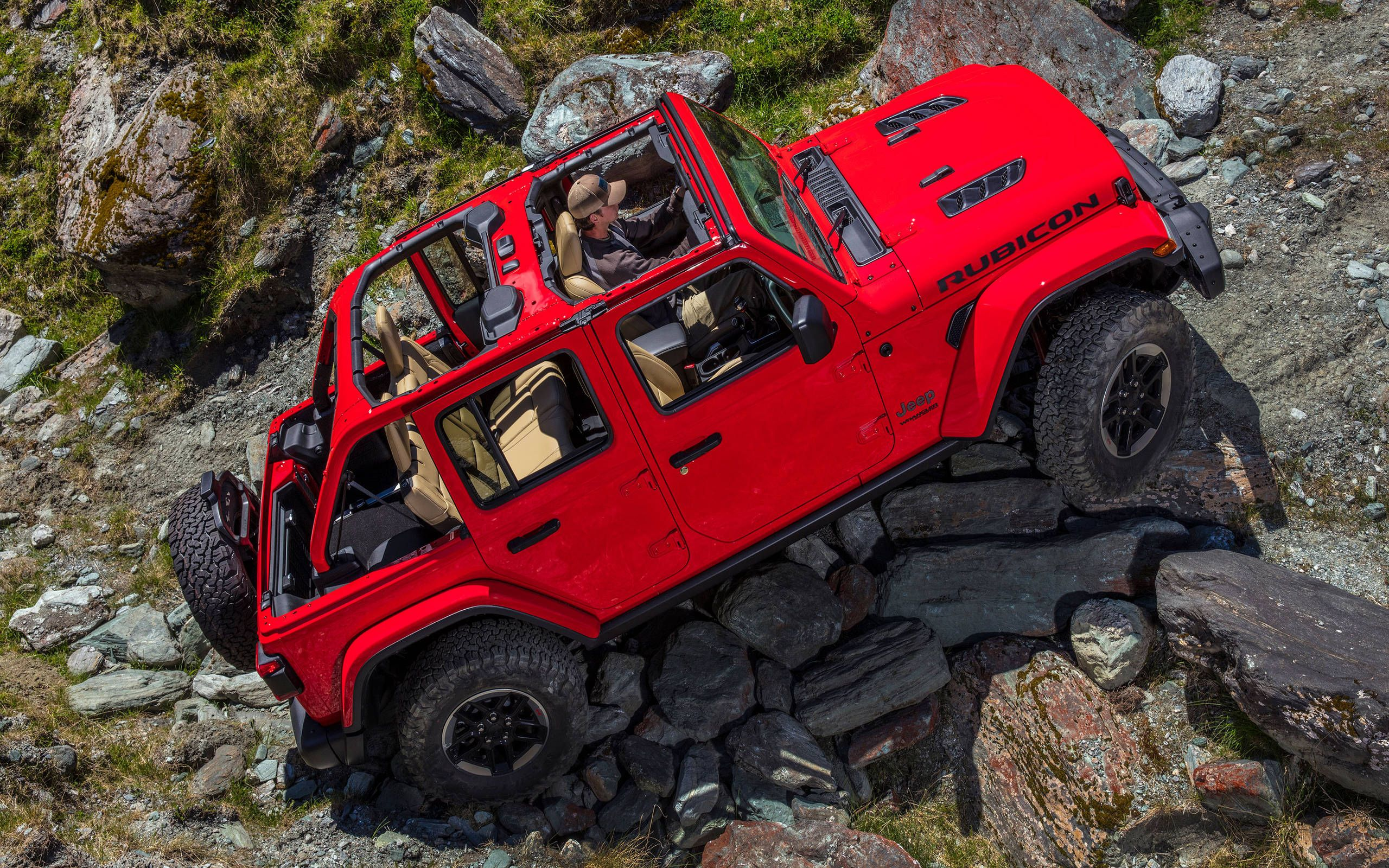 2018 Jeep Wrangler Jl Rubicon First Drive Keeper Of The All American Four Wheel Drive Flame