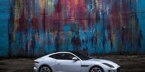 Long-term 2015 Jaguar F-Type R Coupe
