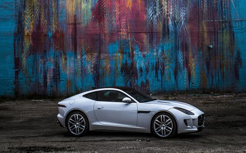 Long-term 2015 Jaguar F-Type R Coupe