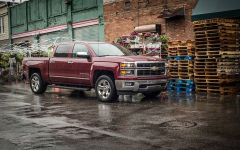 The 2014 Chevrolet Silverado 1500 LTZ is a truck that can easily do double duty as a luxury car; the space, surroundings, fit-and-finish and ride are just that good.