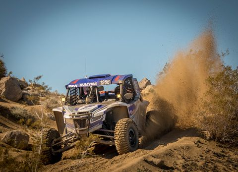 UTVs, or side-by-sides, are growing in popularity and capability. The Can-Am UTV race at King of the Hammers was a blast.