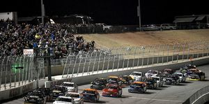The NASCAR NEXT class features several drivers that regularly compete in the K&N Pro Series West.