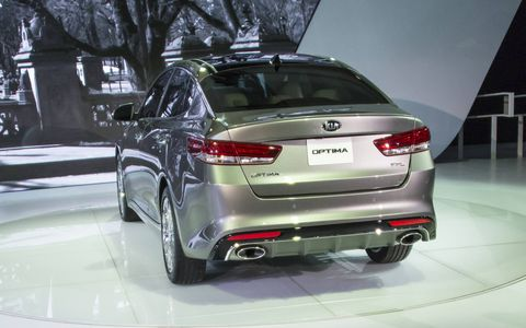 The Optima will be available towards the end of the year.