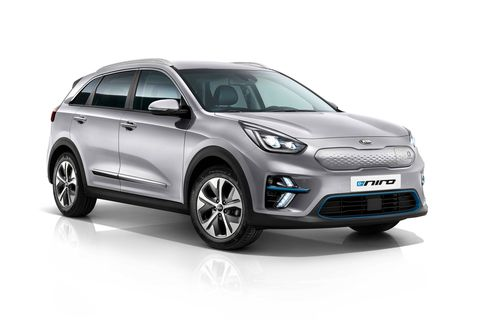 The Kia e-Niro is only slated for a European release, as of now.
