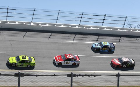 Sights from the Monster Energy NASCAR Cup Series Geico 500 at Talladega Superspeedway