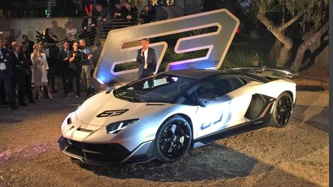 The Aventador SVJ aims to reset the bar for the top end of Sant'Agata's range, serving up 2.8-second launches to 62 mph and a record time around the 'ring.