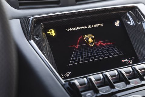 The 2019 Lamborghini Aventador SVJ in Detail