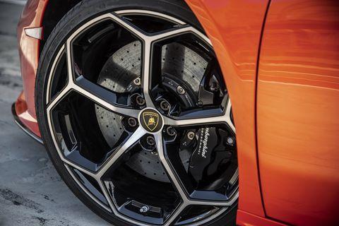 See the 2020 Lamborghini Huracan Evo in detail