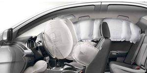 Takata airbags have been linked to at least eight deaths due to violent deployments.