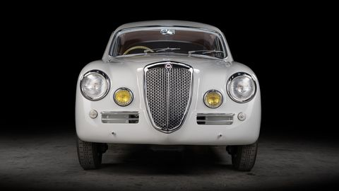It took two and a half years for this Lancia to return to its former glory.