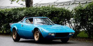 1975 Lancia Stratos.