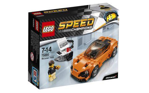 The McLaren 720S Lego set goes on sale in June.