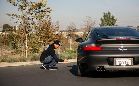 Photographer Larry Chen found his ideal Porsche - then made it better.