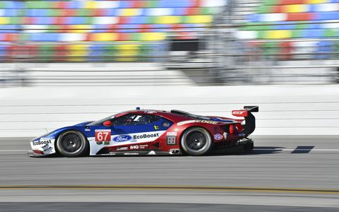 Sights from the action at the IMSA Roar Before the 24 at Daytona, Saturday, Jan. 6 2018.