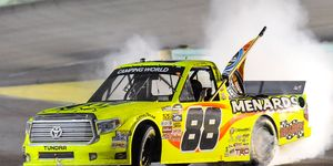 There's no reason to think that Matt Crafton won't be in the hunt for a third consecutive NASCAR Camping World Truck Series championship this season.