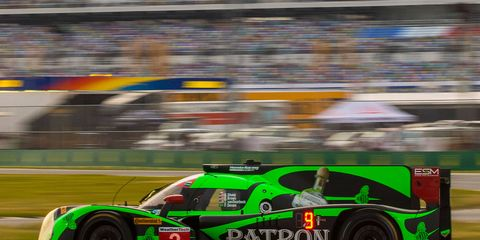 ESM and Honda rolled to the win at the Rolex 24 on Sunday.