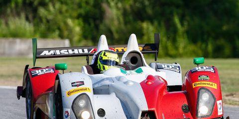 The Prototype Challenge class leaves the IMSA WeatherTech SportsCar Championship following the 2017 season.