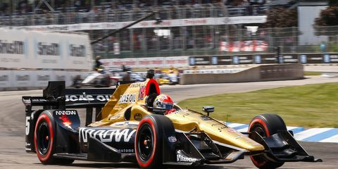 James Hinchcliffe is expecting Watkins Glen to beat the drivers up a bit.