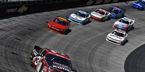 Ty Dillon's strong performance at Richmond boosted him from sixth to third in the NASCAR Xfinity standings.