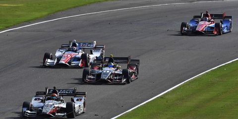 IndyCar is working on bringing a race to China.