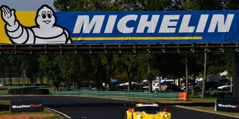 The 2016 Michelin GT Challenge took place on Aug. 27 at Virginia International Raceway in Alton, Virginia.