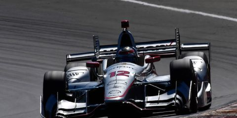 Will Power trails teammate Simon Pagenaud by 43 points heading into Sonoma. It's a similar situation from a year ago when Juan Pablo held a 47-point lead on Scott Dixon heading into Sonoma -- and Dixon brought home the championship.
